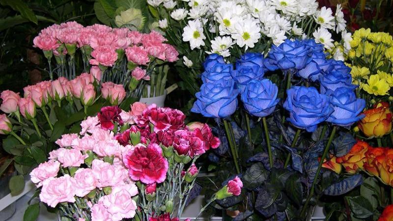 Товар для цветочного магазина