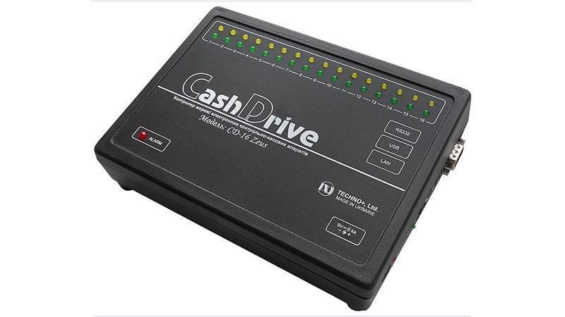 Фискальный контроллер учета с накопителем кассового аппарата