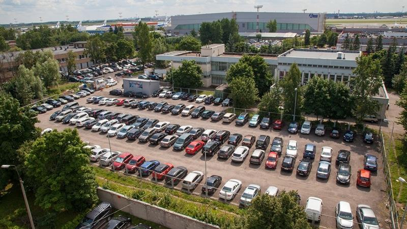 Как построить паркинг с нуля