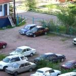 Проект автостоянки