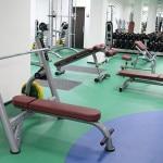 Оснащение фитнес-клуба