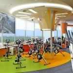 Оборудование для фитнес-клуба