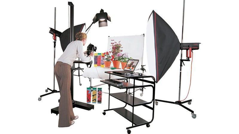 Домашняя фотостудия как бизнес