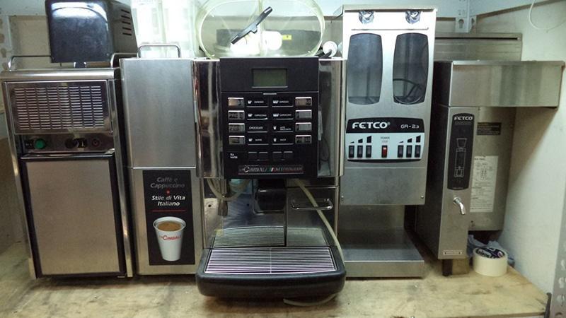 Оборудование для мини-кофейни
