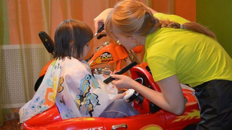 Персонал для открытия детской парикмахерской