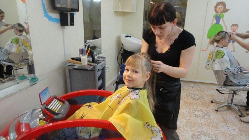 Детская парикмахерская как бизнес