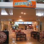 Открытие пиццерии в торговом комплексе
