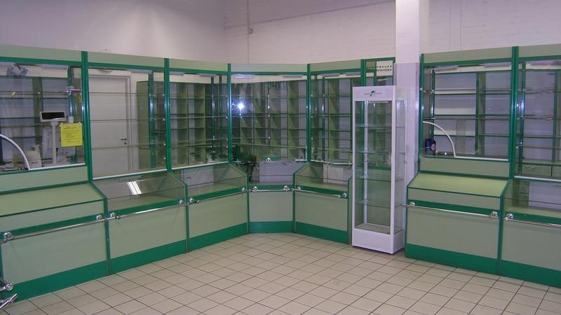 Оборудование для открытия аптеки