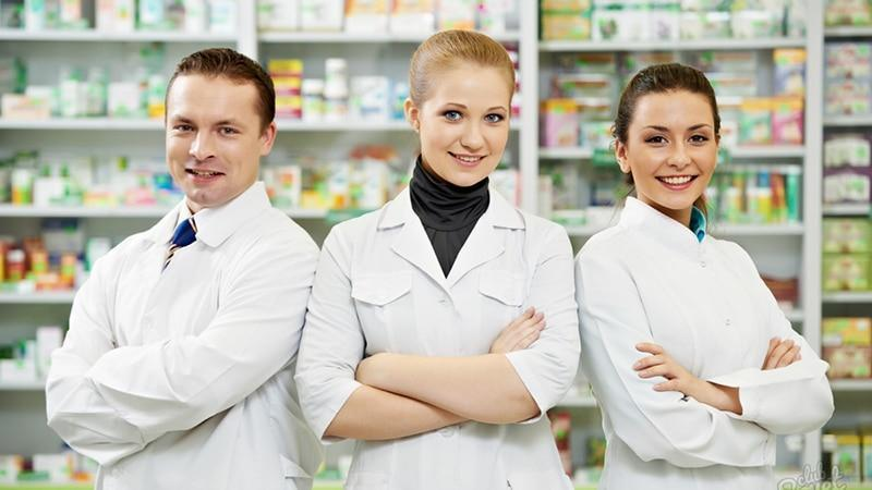 Персонал для открытия аптеки
