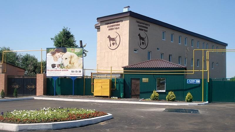 Открываем зоогостиницу