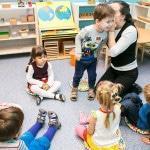 Персонал для открытия частного детского сада