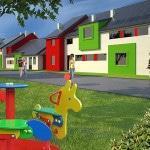 Территория для открытия частного детского сада