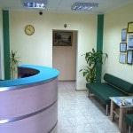Интерьер стоматологического кабинета