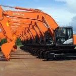 Техника для открытия строительной компании