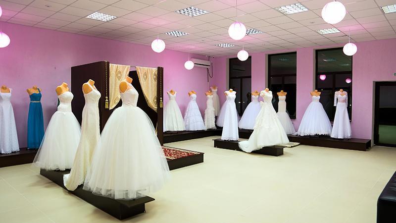 Свадебный салон как бизнес