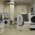 Оснащение химчистки одежды