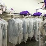 Цех химчистки одежды