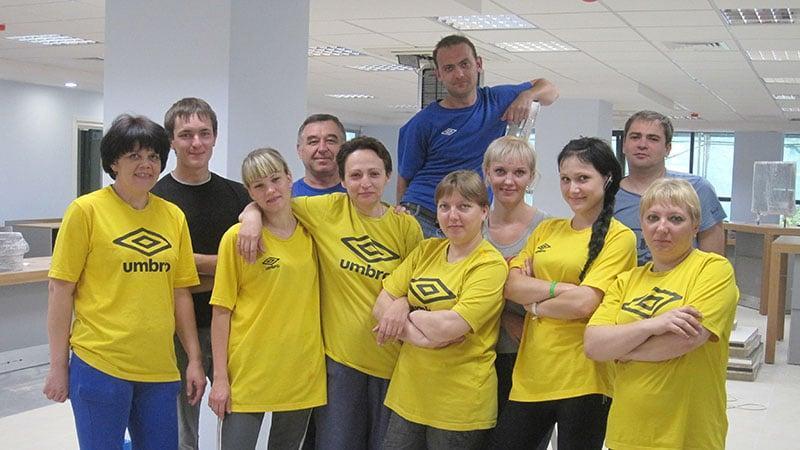 Персонал для открытия клининговой компании