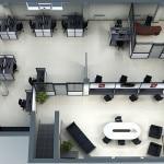 План помещения для открытия страховой компании