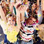 Организация праздников: с чего начать