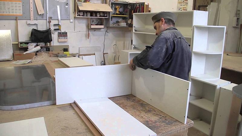 Персонал для открытия производства мебели