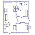 План помещения для мини-сыроварни