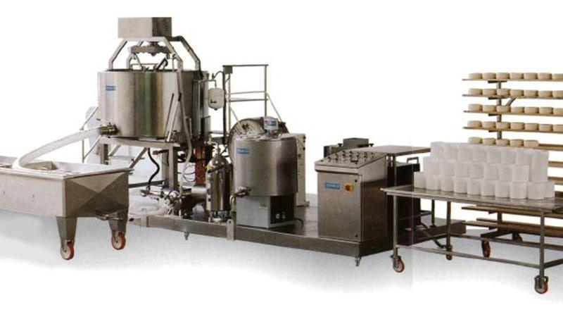 Оборудование для открытия сыроварни