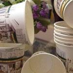 Бумажные стаканчики для вендинга