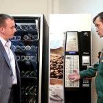 Обслуживание вендинг-автоматов