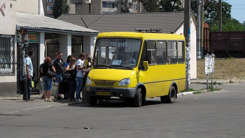 Бизнес-план маршрутного такси