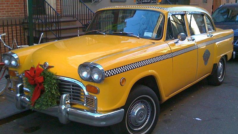 Лицензия службы такси