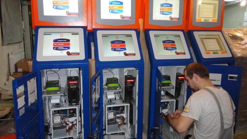 Бизнес на собственном платежном терминале