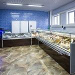 Оснащение магазина по продаже рыбы