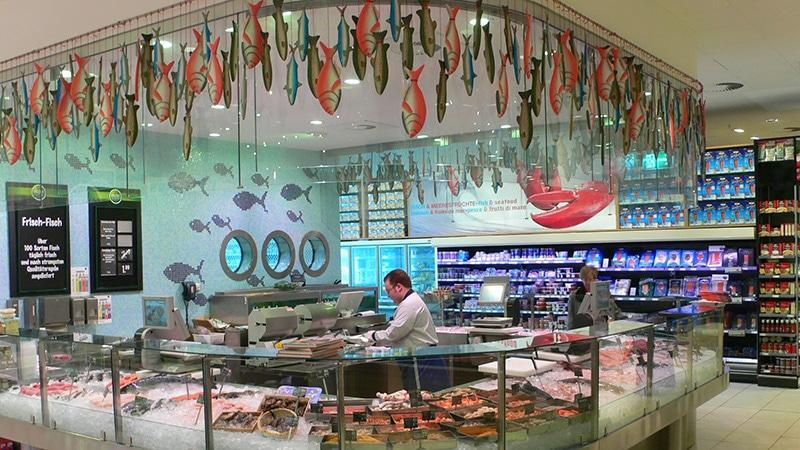 Бизнес: продажа рыбы