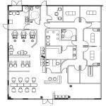 План помещения СПА-салона