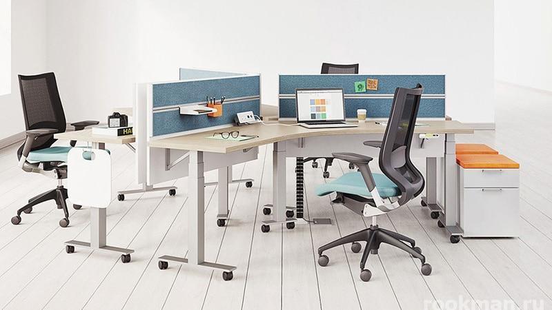 Оборудование офиса для открытия веб-студии