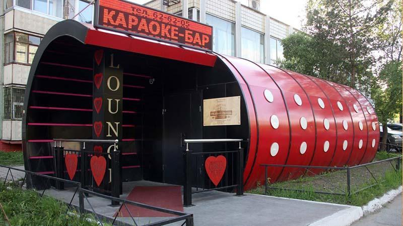 Помещение для открытия караоке-бара