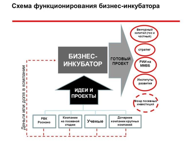 Бизнес план по инкубатора бизнес план строительства мини гостиницы