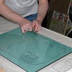 Обработка стекла как реальная идея для бизнеса в гараже