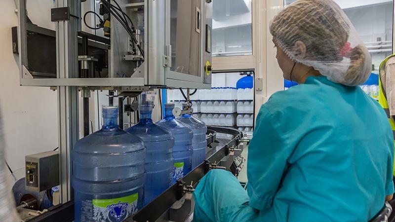 Технология производства бутилированной питьевой воды