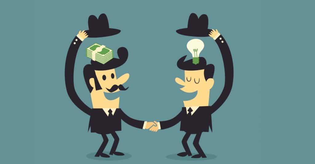 Поиск инвестора для стартапа