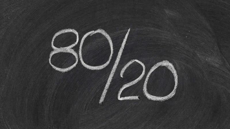 принцип 80 20 или принцип парето этопринцип 80 20 или принцип парето это