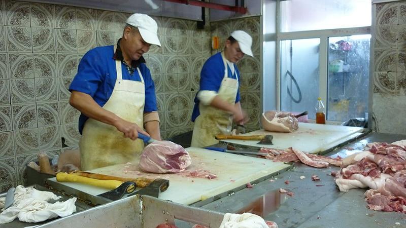 Технология произодства вареных колбас