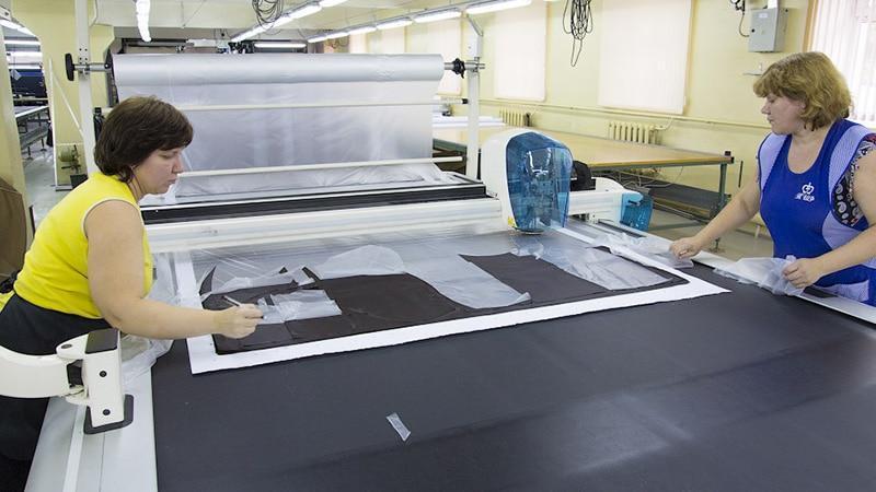 Персонал для открытия швейного производства