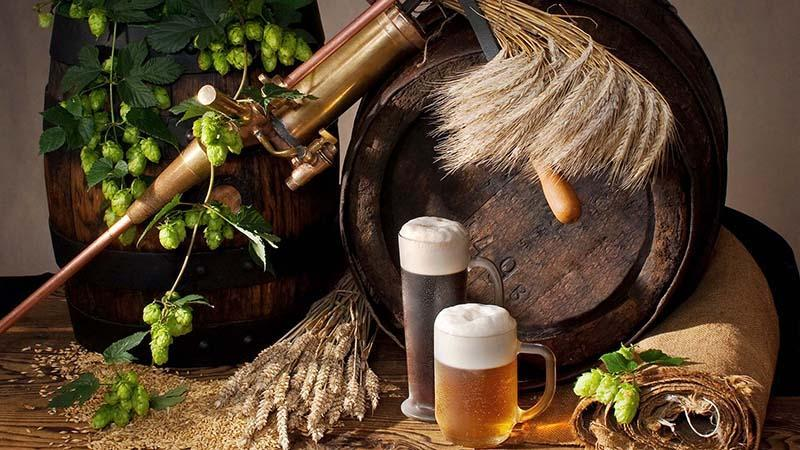 Сырье для производства пива
