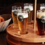 Технологическая схема производства пива