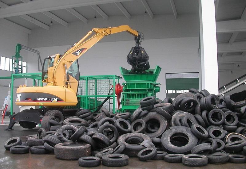 бизнес план переработка шин в крошку
