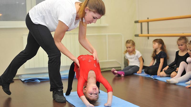 Персонал для открытия школы танцев