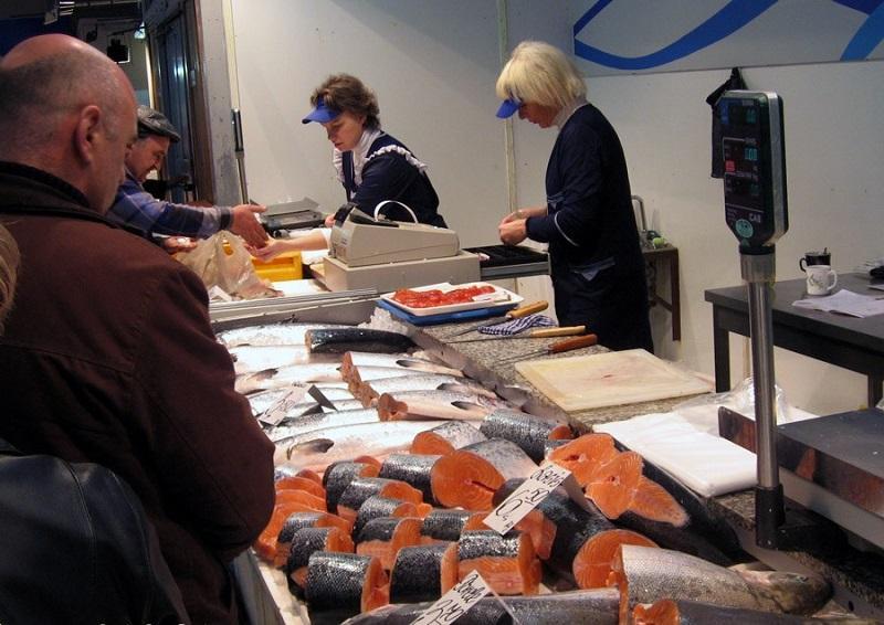 бизнес по продаже рыбы