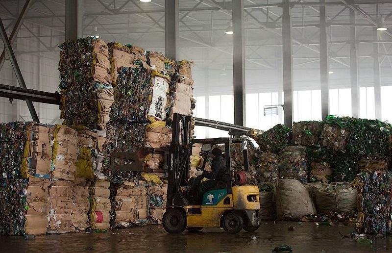 бизнес по сбору пластиковых бутылок